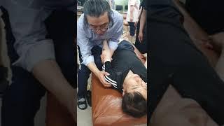극상근 건염 수기법.어깨 통증 원포인트요법 신원범 수기 현장 강의