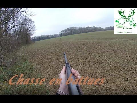 Exceptionnel: tir de sangliers, 5 au même poste en 2 minutes, chasse au sanglier en battue