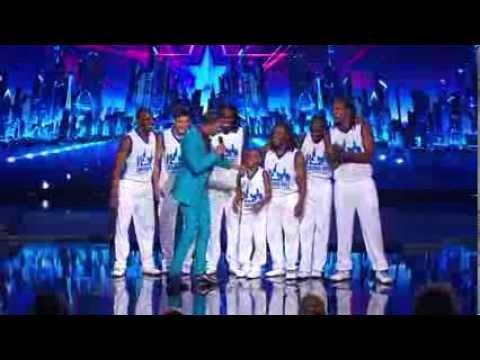 Chicago Boyz  Americas Got Talent 2013 Season 8  Radio City Music Hall