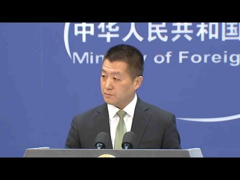 Chinese FM: Investigation into Sanchi tanker sinking ongoing