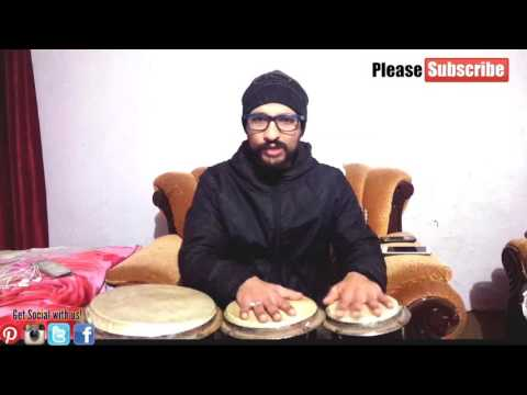 Learn To Play Conga Drums  SALSA How To Play Bongo  Djembe