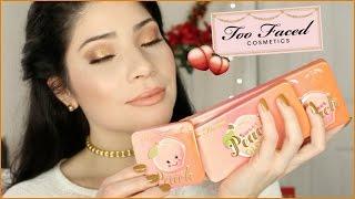 Colección Peach de Too Faced  Bueno o Malo? +Maquillaje-Karla Marie