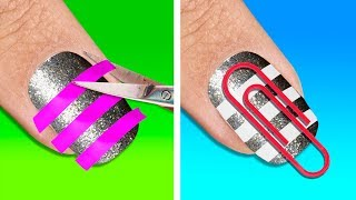34 COOL BEAUTY LIFE HACKS YOU SHOULD TRY