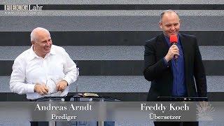 FECG Lahr - Andreas Arndt