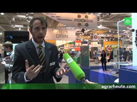 Agritechnica: Blickpunkt Smart Farming