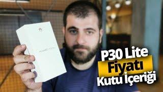 Huawei P30 lite kutusundan çıkıyor! İşte P30 lite fiyatı ve özellikleri!