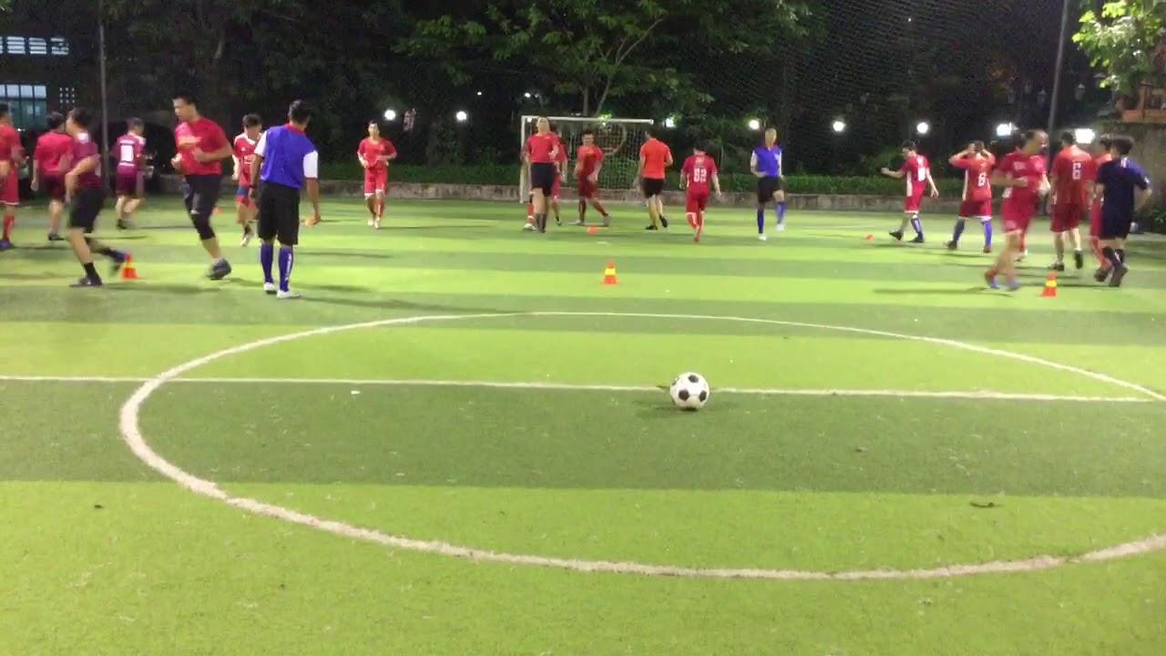 dạy bóng đá cho người chưa biết đá bóng – bongdanamviet.vn