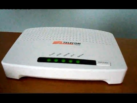 Telecom italia Modem ADSL Wi-Fi N - La mia opinione 2014