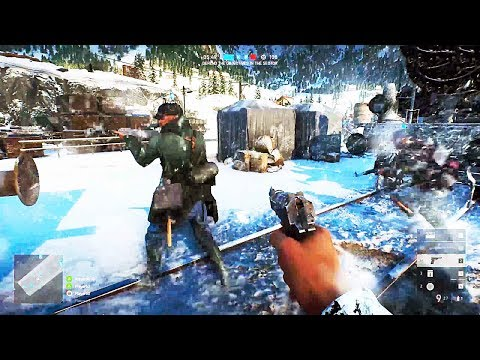 BATTLEFIELD 5 Multiplayer Gameplay (EXCLUSIVE, E3 2018)