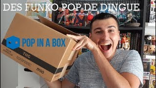 Baixar Unboxing Pop In A Box - Des funko pop de dingue !