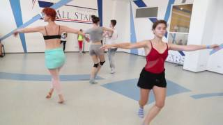 Florence The Machine - Never Let Me Go.Contemporary by Татьяна Фачинелли.All Stars Workshop 06.2016