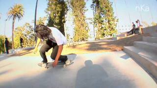 STEVIE PEREZ - CLIPS AT HOLLENBECK - CLIPS OF THE DAY !!!!!!!