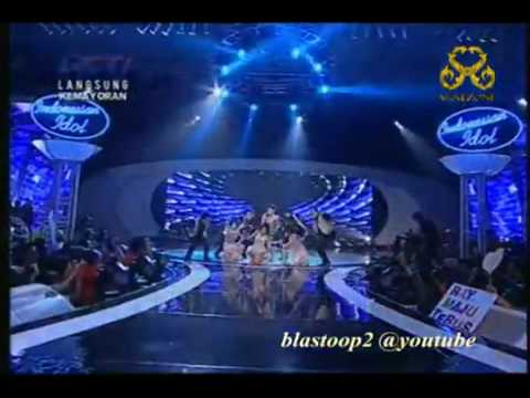 Agnes Monica - Godai Aku Lagi  Remix @Indonesian Idol [HQ].mp4 [14/05 ]