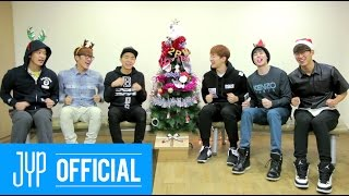 [Real 2PM] 2PM's Christmas Tree for HOTTEST
