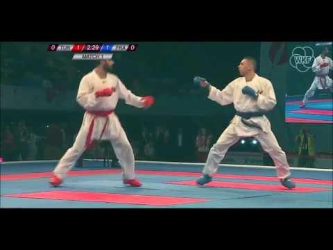 52. Avrupa Büyükler Karate Şampiyonası / Erkek Takım Kumite Finali