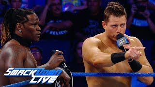 The Miz helps clear R-Truth's confusion: SmackDown Exclusive, June 18, 2019