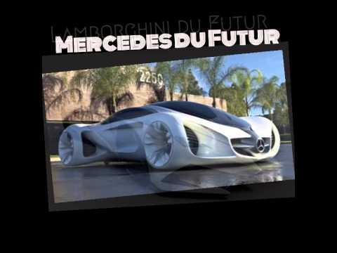 top 10 des voitures du futur youtube. Black Bedroom Furniture Sets. Home Design Ideas