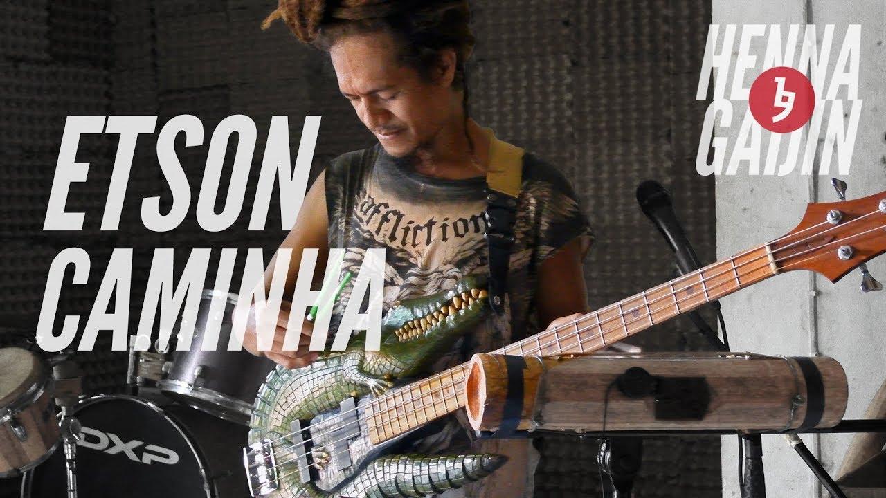 Meet Etson Caminha!