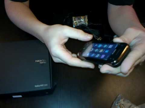 Nokia N97 mini review and unboxing