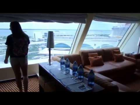 Carnival Valor Captain Suite 9203