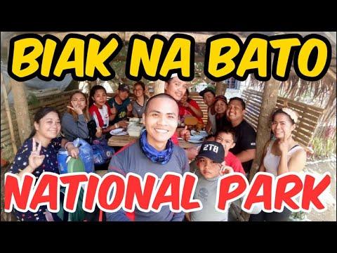 Biak-na-Bato National Park San Miguel, Bulacan