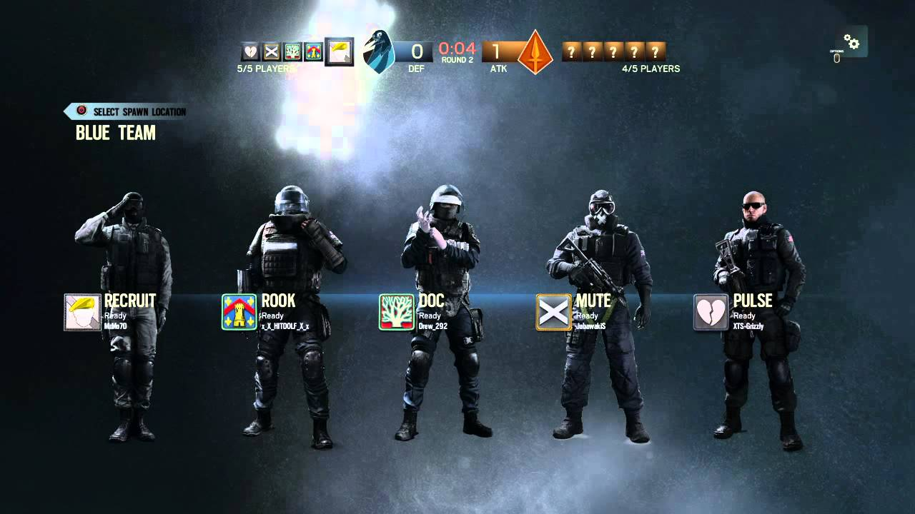 Problems with Rainbow Six Share issues with Is Down Right Now readers