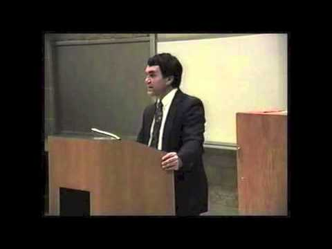 Dr. Greg Bahnsen- Atheism is Logically Impossible