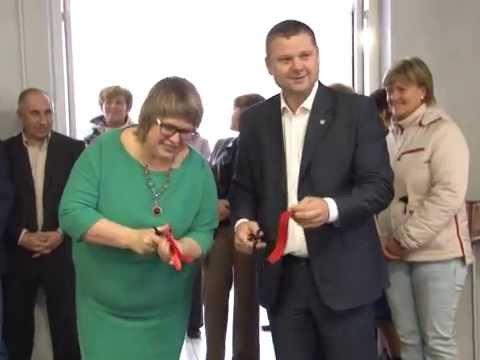 Открытие мебельного салона в Волчанске
