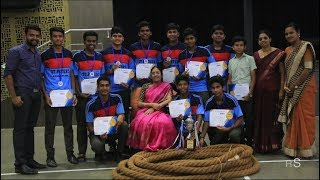 TUG OF WAR TEAM - ST.PETER'S S.S.S KADAYIRUPPU
