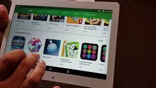 Batai 111 - 10' Android Octa-Core Tablet, Two Sim Card Slots Unlocked 3G