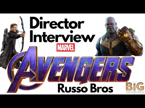 Russo bros on the SECRET new characters in Avengers: Infinity War