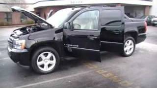 2007 CHEVY AVALANCHE LTZ 4X4 in CHATTANOOGA a MTN VIEW CHEVY TRADE