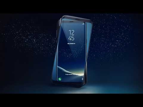 Samsung Galaxy S8: Work without Barriers