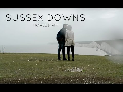 Sussex Downs // Travel Diary