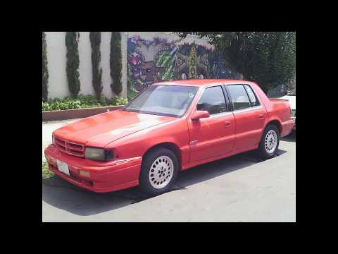 VENDIDO Chrysler/ Dodge Spirit RT 1993