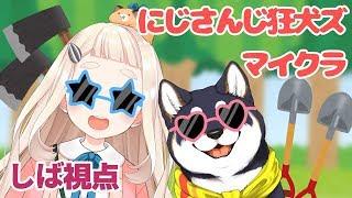 [LIVE] しばちまマインクラフト!【にじさんじ狂犬ズ】