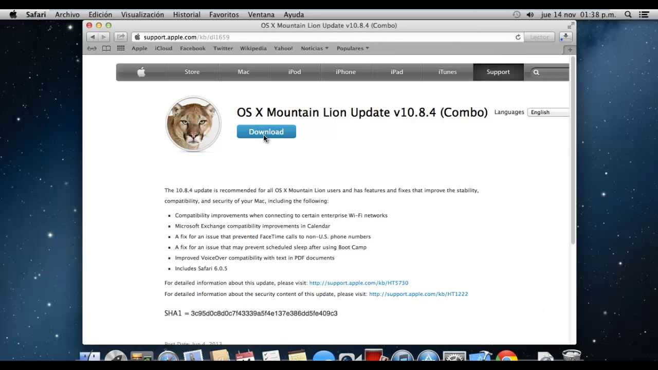 how to install apple mac os x 10.8.4 mountain lion on intel pcs