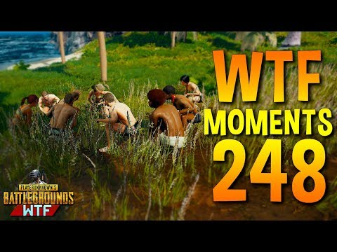 PUBG Daily Funny WTF Moments Highlights Ep 248