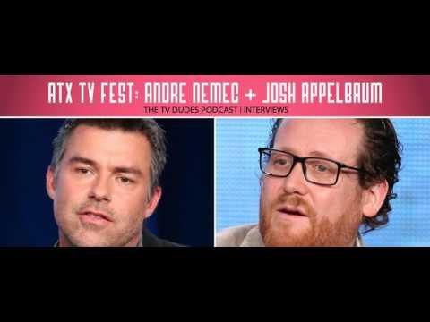 ATX TV Fest 2017: Interview with Andre Nemec & Josh Appelbaum