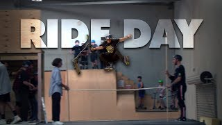 Level Up Skatepark | Root Industries Ride Day