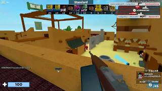 ROBLOX ARSENAL FULL MATCH #30