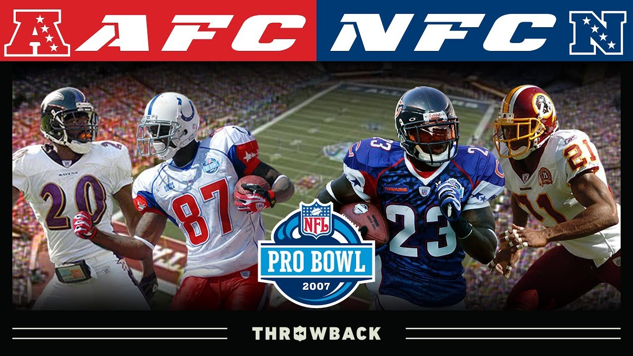 The Most LEGENDARY Pro Bowl Ever! (2007