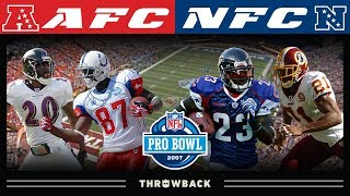 The Most LEGENDARY Pro Bowl Ever! (2007 Pro Bowl)
