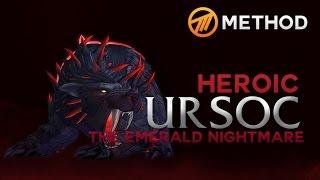 Method vs. Ursoc - Emerald Nightmare Heroic