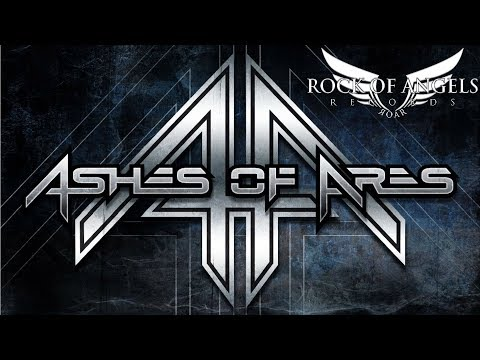 Matt Barlow Announcement - Ashes Of Ares Signs With ROAR! Rock Of Angels Records
