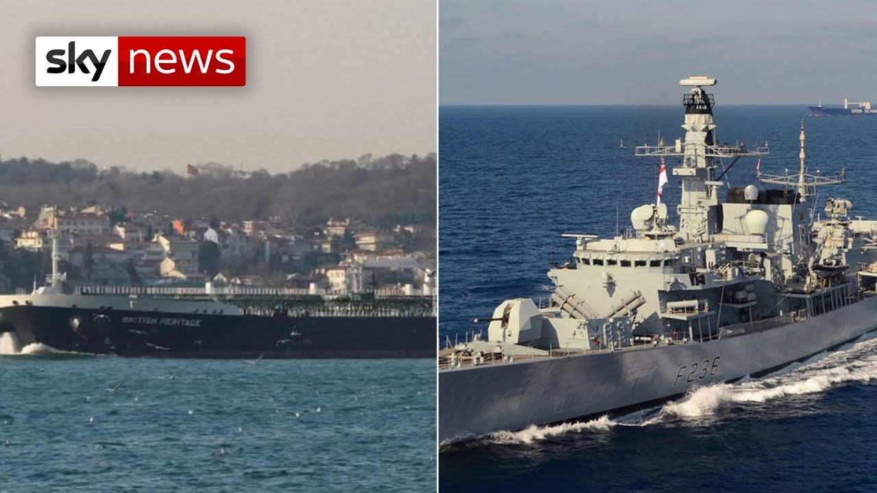 Iran tensions: The difficulties of protecting oil routes