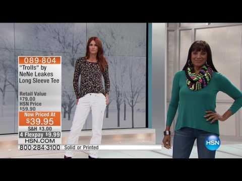 HSN | NeNe Leakes Fashions 01.24.2017 - 09 PM
