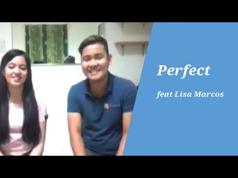 Perfect Duet Cover by Lisa Marcos and CJ San Pedro Ed Sheeran and Beyonce