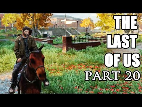 [20] The Last Of Us Remastered - University Of Eastern Colorado - Let's Play! (PS4)