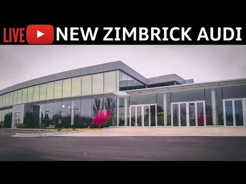 Tour The New Zimbrick Audi   Audi In Madison WI